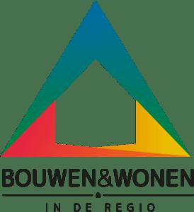 logo bouwen en wonen in de regio